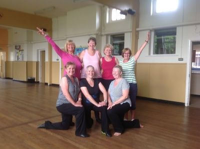 Dance Exercise Group